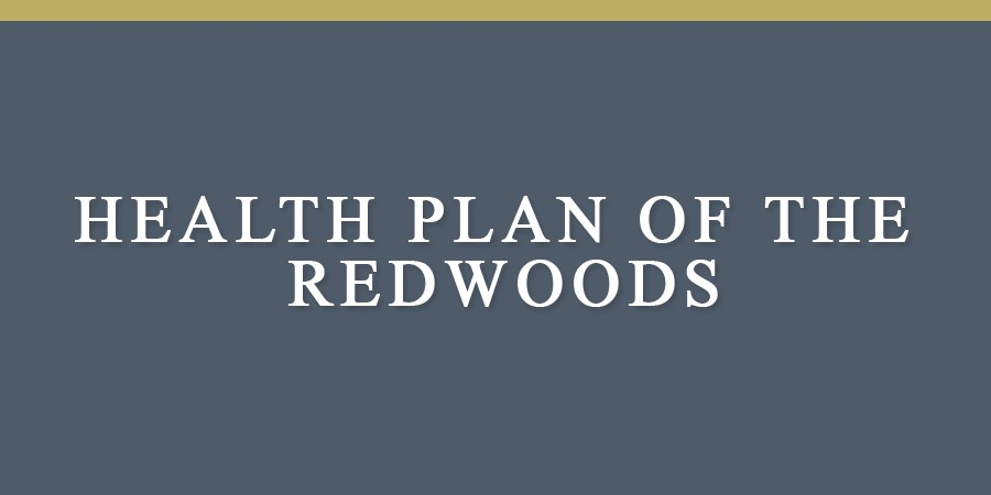 Company Logo for Health Plan of the Redwoods
