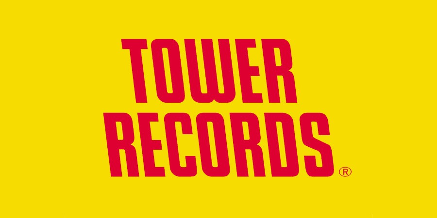 Company Logo for Tower Records