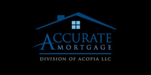 Company Logo for Accurate Mortgage